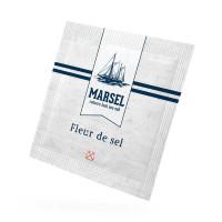 MARSEL® fleur de sel en sachets individuels