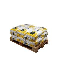 Palette sel en pastilles rondes 20 x 25 kg sacs