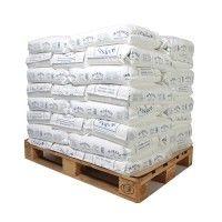 Pallet middelgrof zeezout 40 zakken