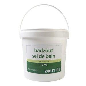 Sel de bain (Thé vert)