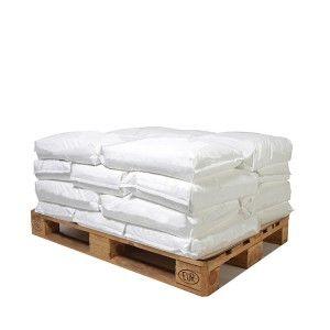 Pallet Calciumchloride 20 zakken