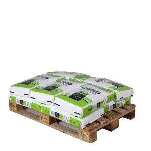 Pallet granulair zout 10 zakken 25 kg