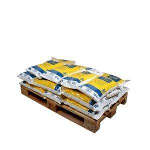 Pallet ronde zouttabletten 20 zakken 10 kg