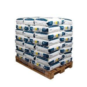 Pallet ronde zouttabletten 40 zakken 25 kg