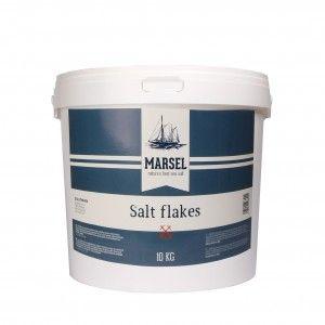 Fleur de sel 10 kg emmer