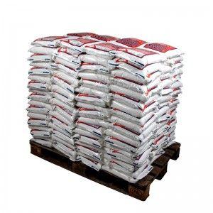 Pallet strooizout 200 zakken 5 kg