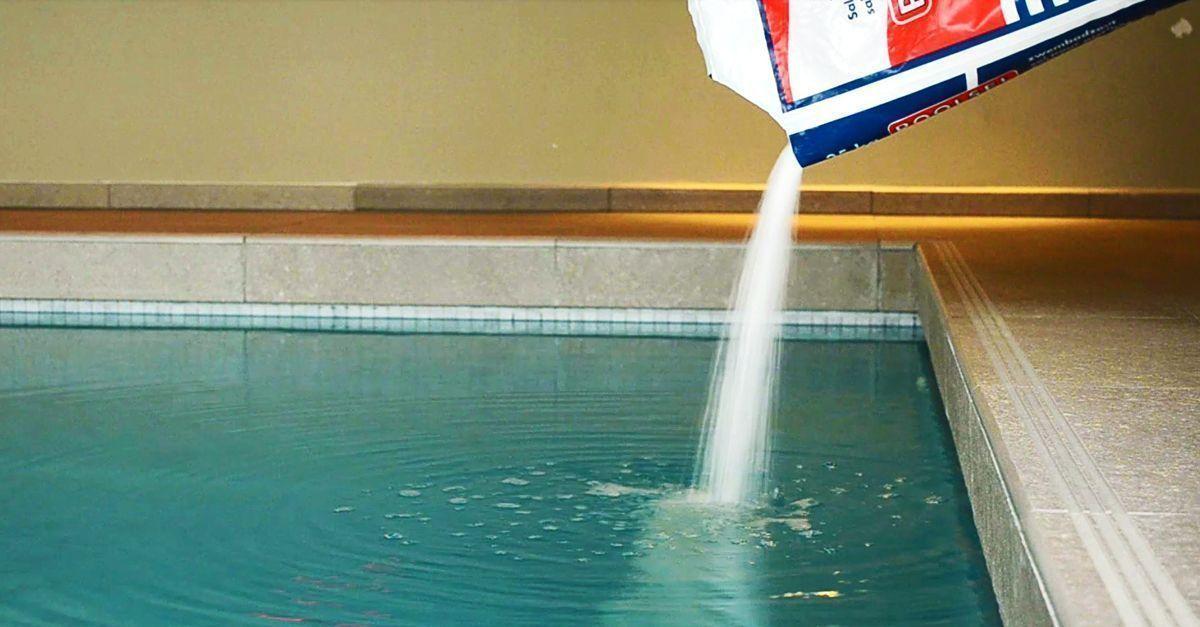 Zwembadzout kopen hier moet je op letten